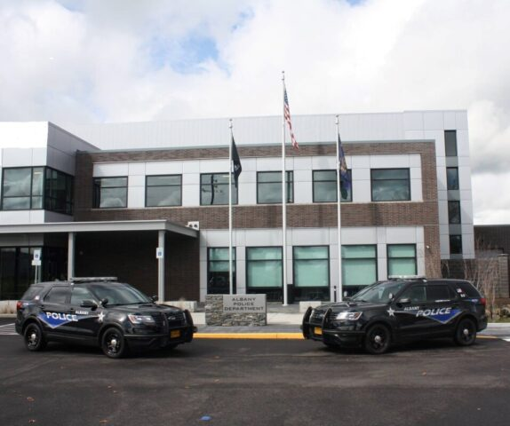 Albany Police Station